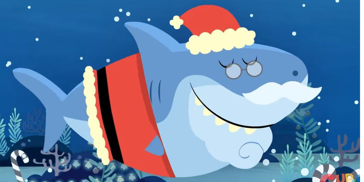 More 'Baby Shark' just in time for Christmas