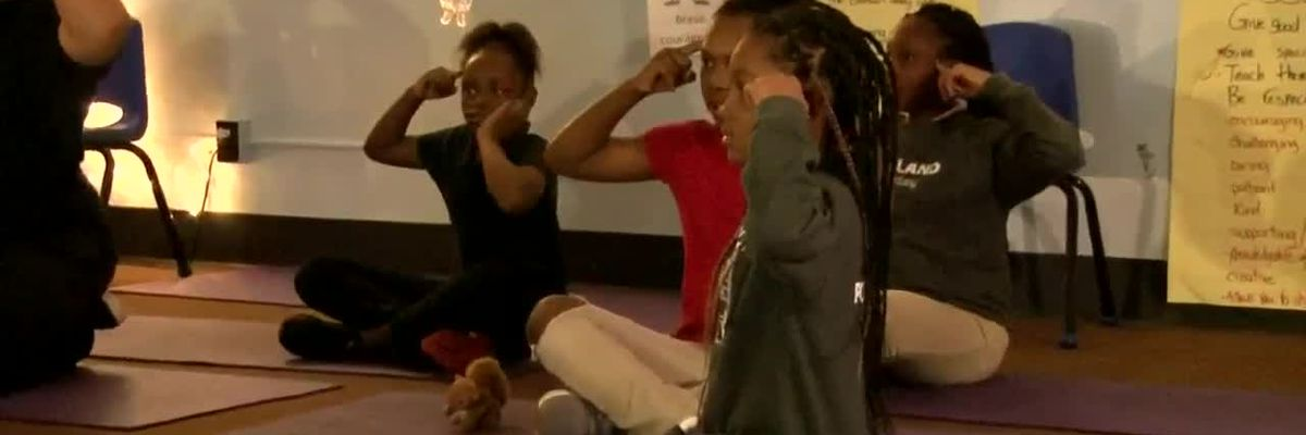 Compassionate schools project helps students deal with trauma, stress