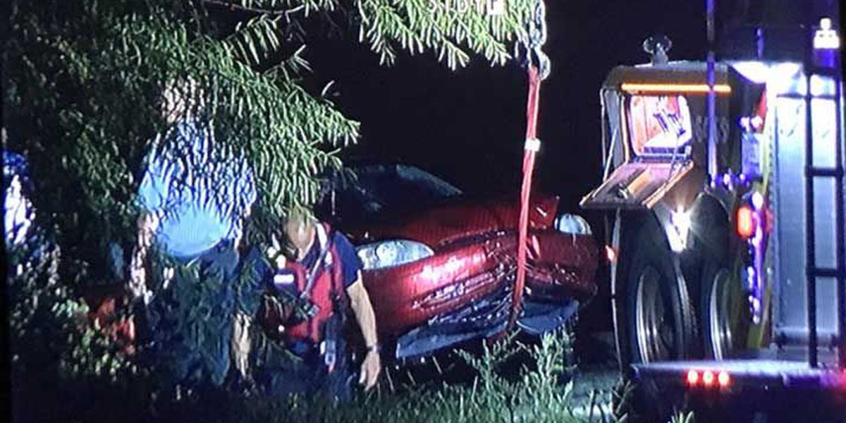 Woman recovered from car in Ohio River identified