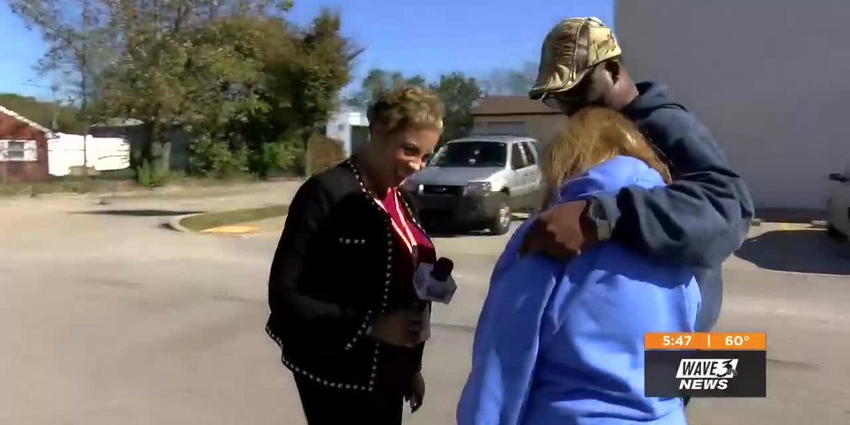 Pass the Cash: Woman surprised with donation while getting car repaired