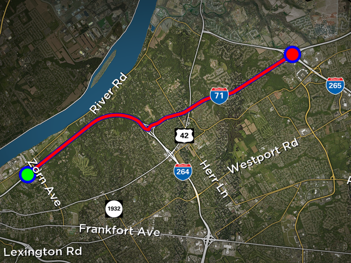 Interstate 71 could be widened in Louisville