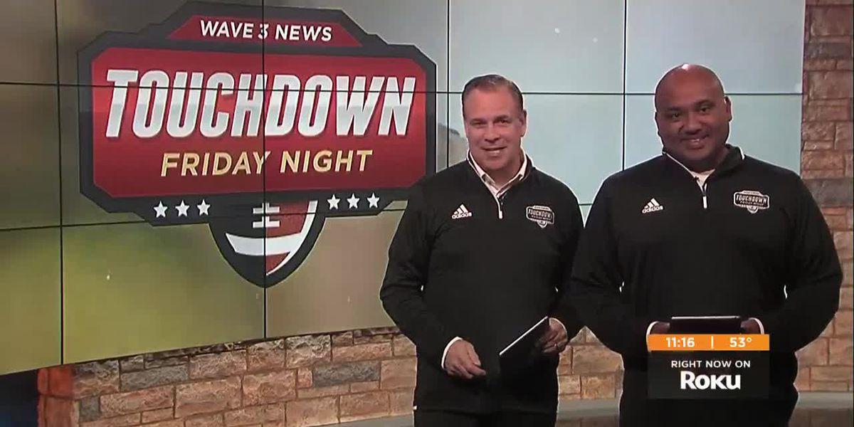 Touchdown Friday Night: Week 9