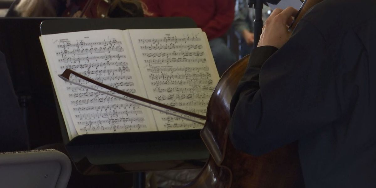 Louisville Youth Orchestra accepting video auditions
