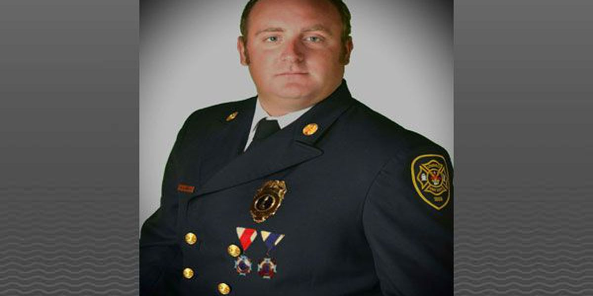 Louisville firefighter to be laid to rest with full line of duty honors
