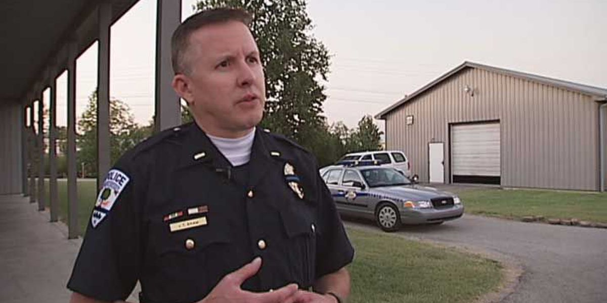 Prospect Assistant Chief resigns amid allegations of ties to LMPD Explorer Program scandal