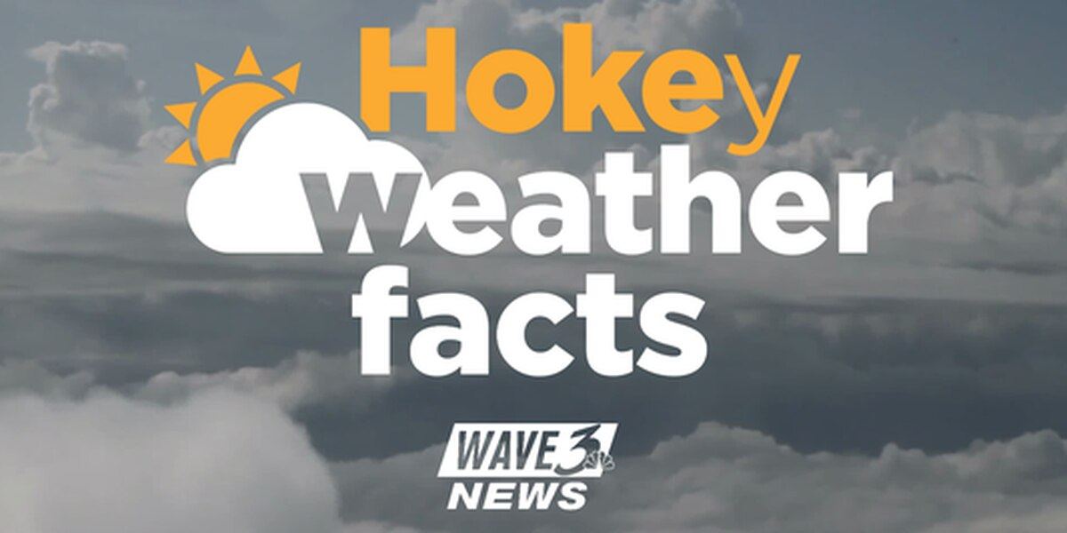 Hokey Weather Facts 4/11/19