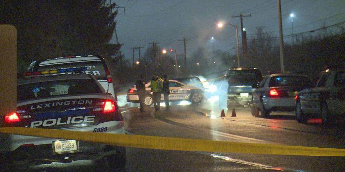 Lexington police investigating fatal shooting Friday night