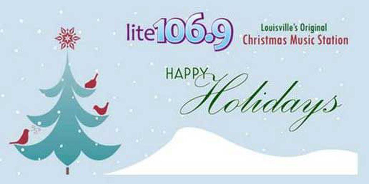 Louisville radio station adopts Christmas format before Halloween