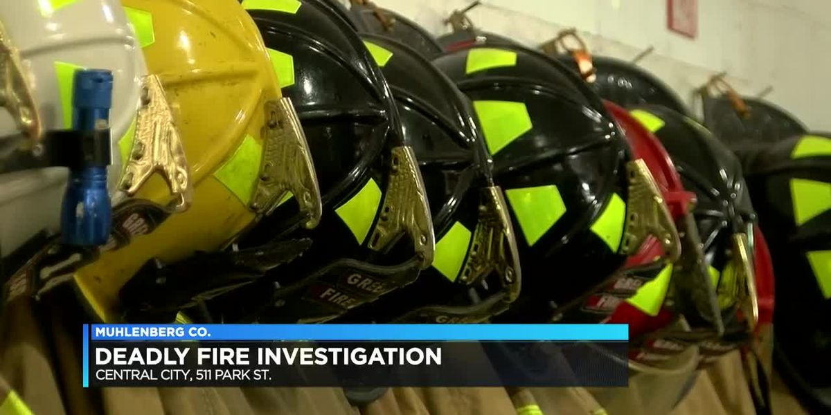 KSP investigating fatal house fire in Central City