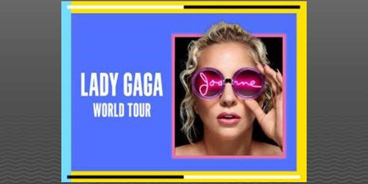 Lady Gaga's 'Joanne World Tour' to hit Louisville in November