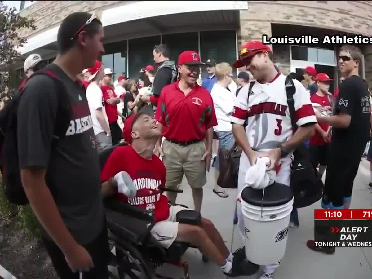 Todd's Legacy: Cards draw inspiration from super fan