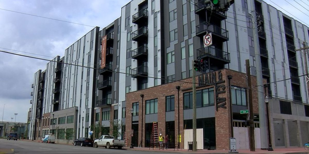 Population boom expected as new luxury apartments near completion downtown