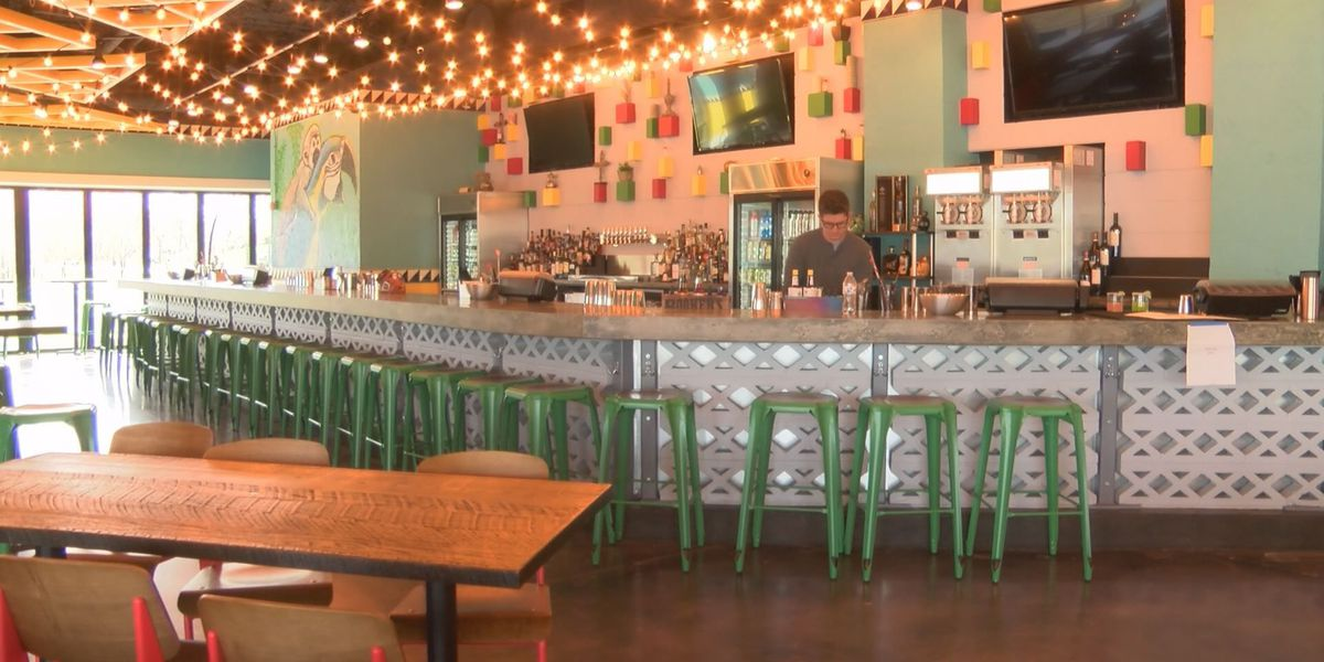 Building that once housed Doc's Cantina now up for rent