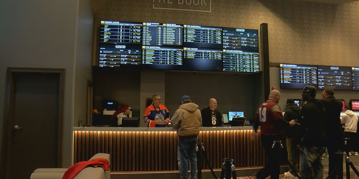 Super Bowl betting comes to The Book at Caesars Southern Indiana
