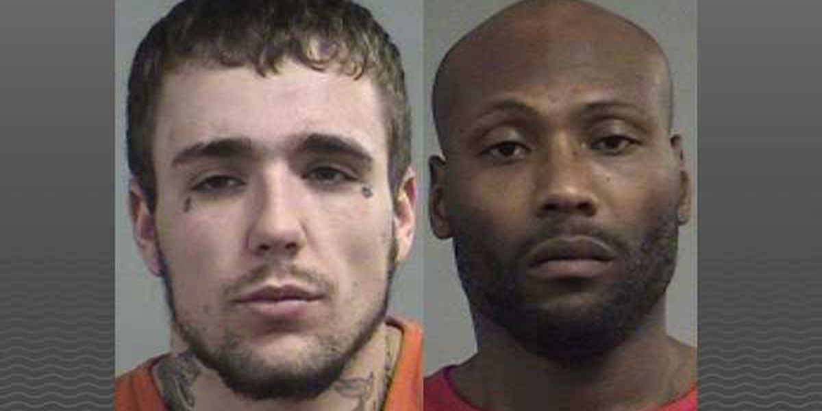 2 men charged with murder after body found in Louisville creek