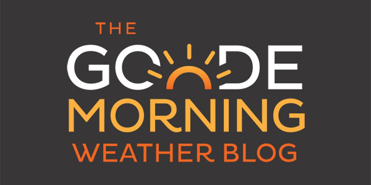 Goode Morning Weather Blog 3/4
