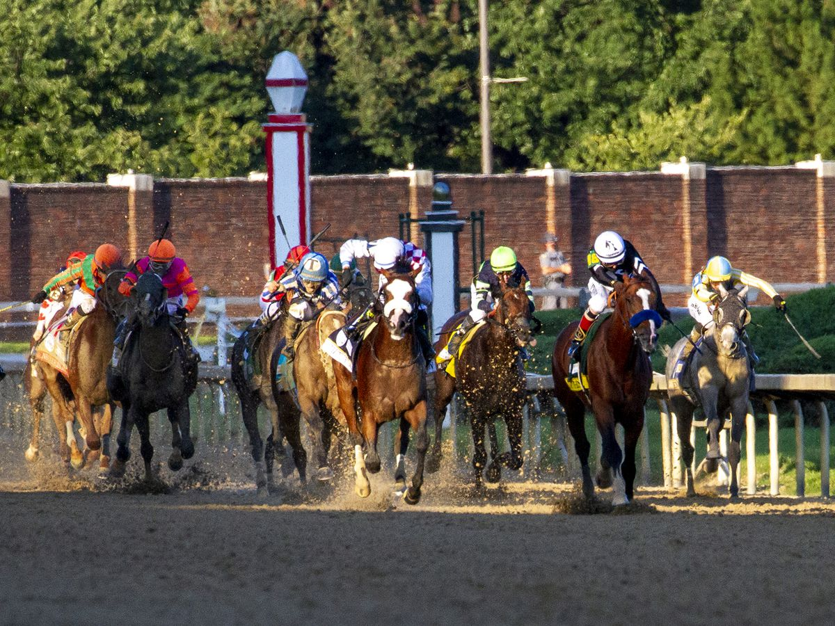 Derby trainers return to Churchill Downs; morning workouts open to spectators
