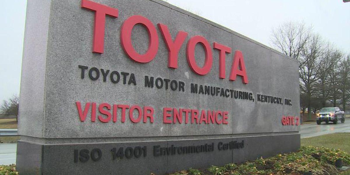 Toyota shutdown extended to April 20