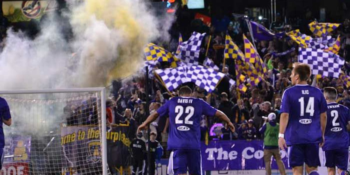 Louisville City FC wins 3-0 at Penn FC