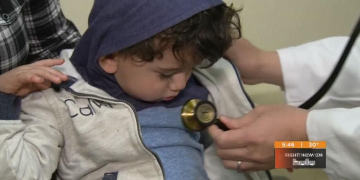 Doctors advise social media checkup be part of a child's physical