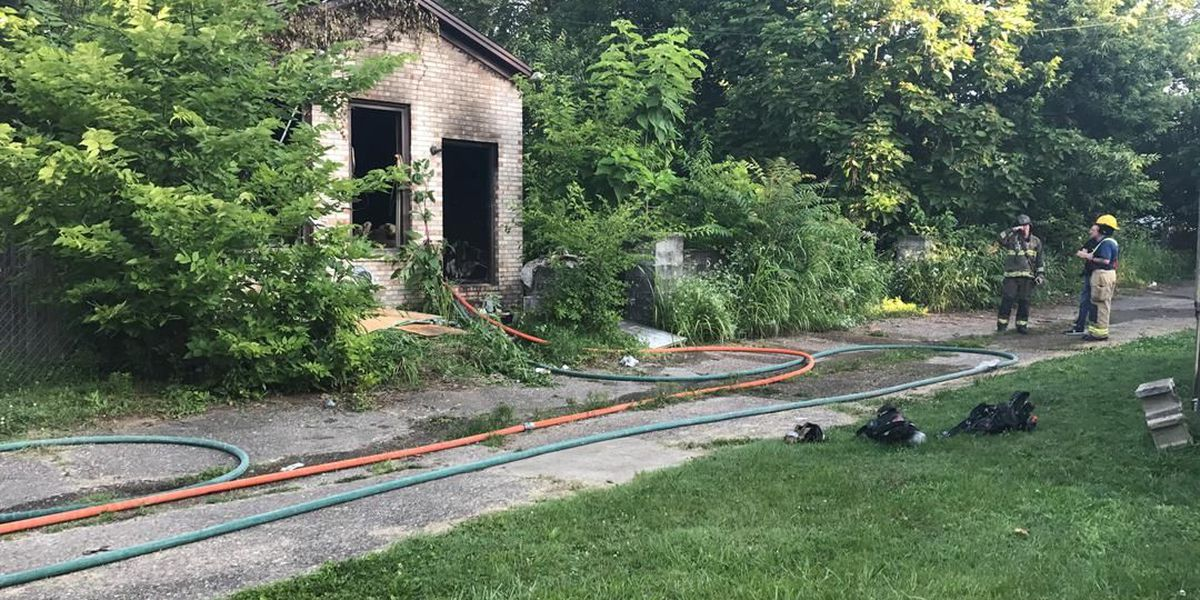Vacant house catches fire in Portland neighborhood