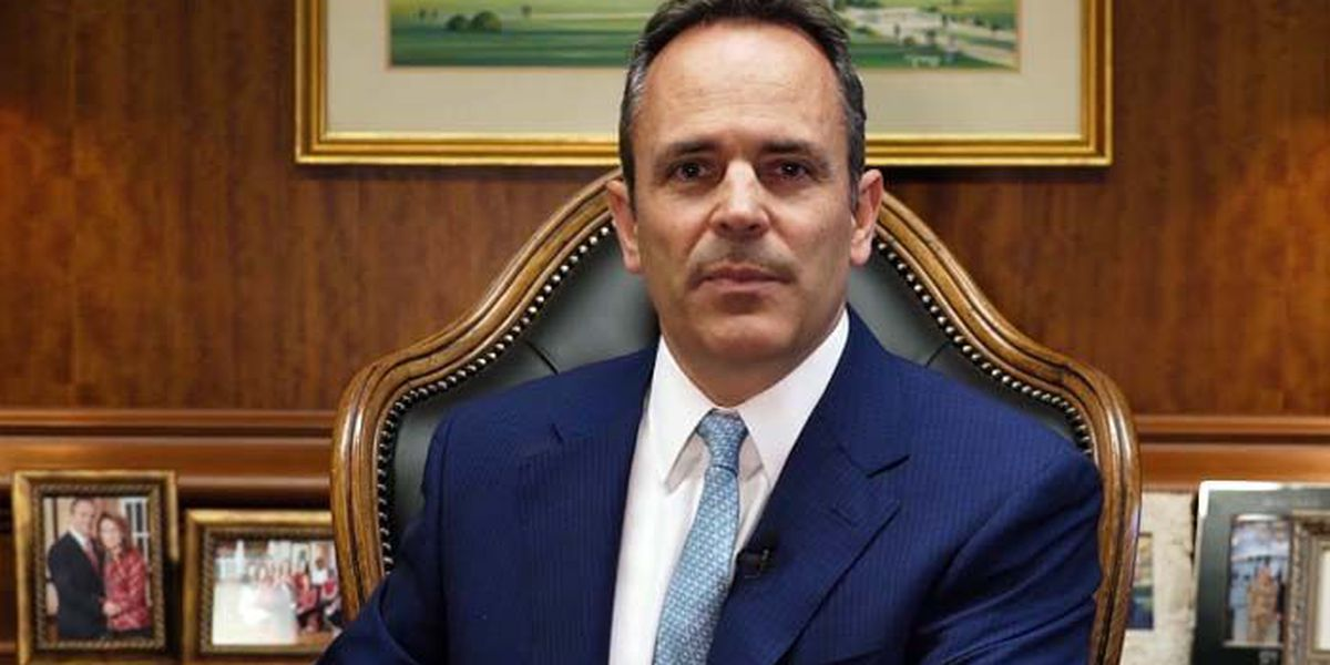 VIDEO: Bevin takes to Facebook to blast Louisville media outlets