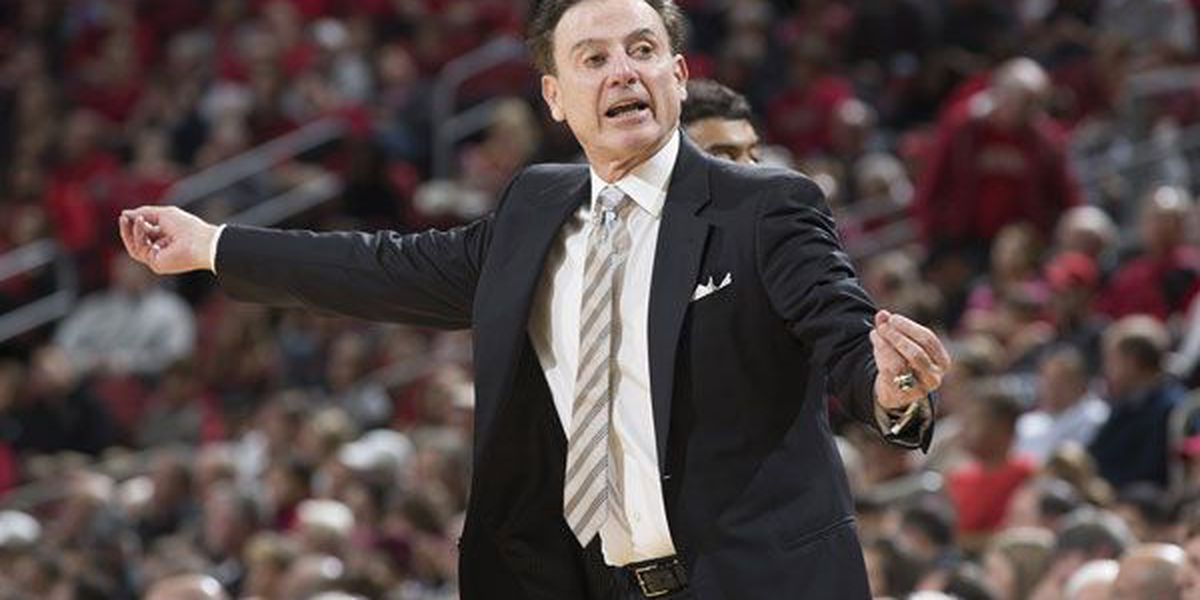 NCAA RULING: Pitino suspended, UofL gets probation; 2013 title in limbo