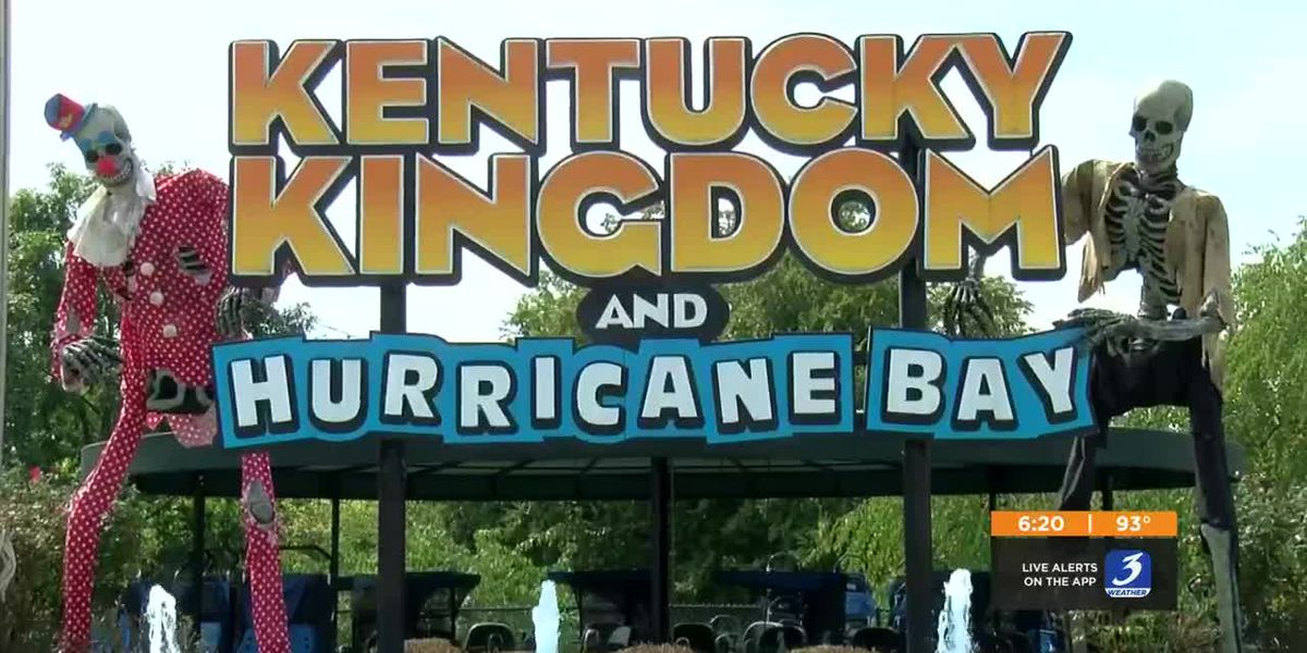 Kentucky Kingdom offers free day at amusement park for first responders