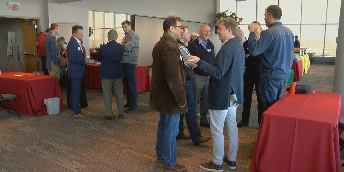 Portland revitalization efforts discussed at Venture Connectors luncheon
