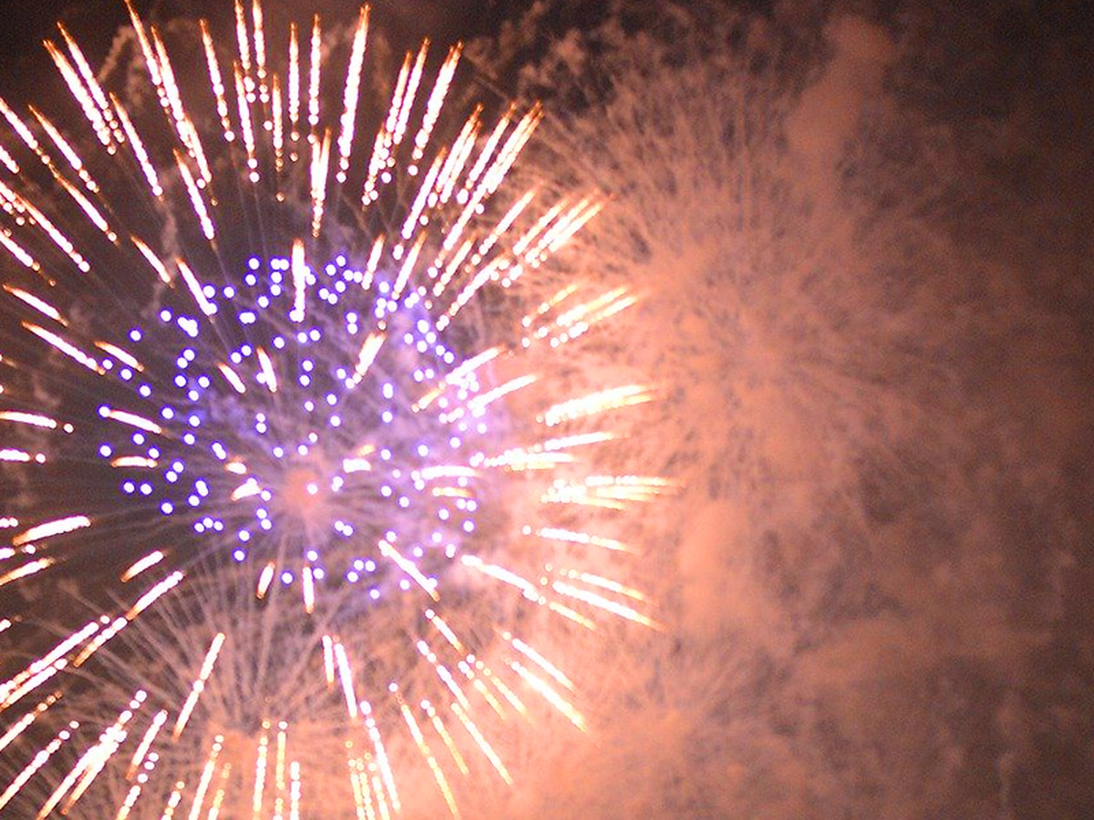 Be respectful: fireworks may trigger PTSD in veterans