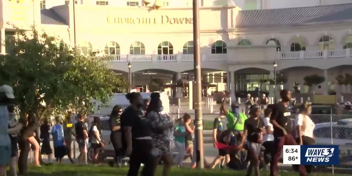Protests and Churchill Downs: What's next after Derby?