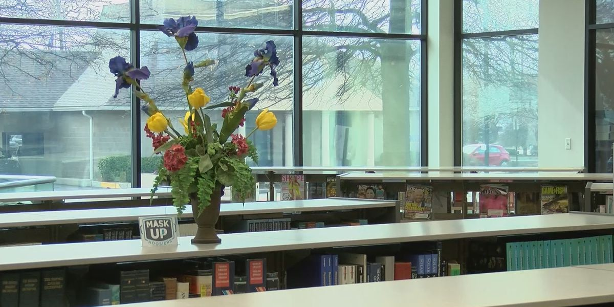 Jeffersonville Township Public Library reopens its doors