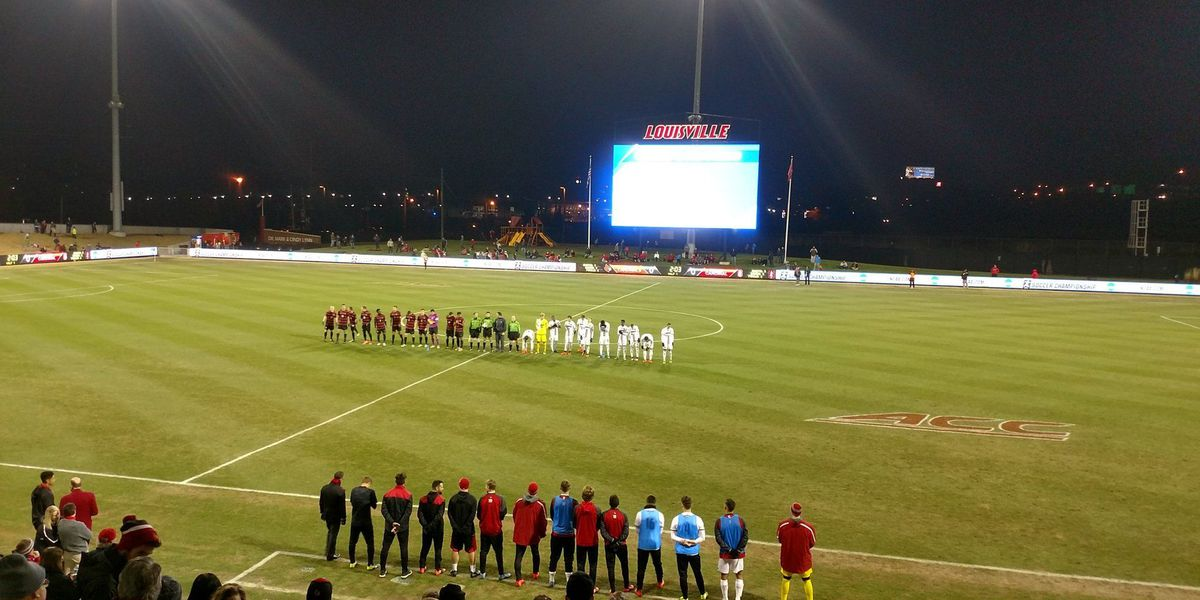 Louisville soccer season ends, fall to Stanford 2-0 in NCAA Quarterfinal