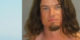 Florida man charged with throwing son off ocean pier to 'teach him how to swim'