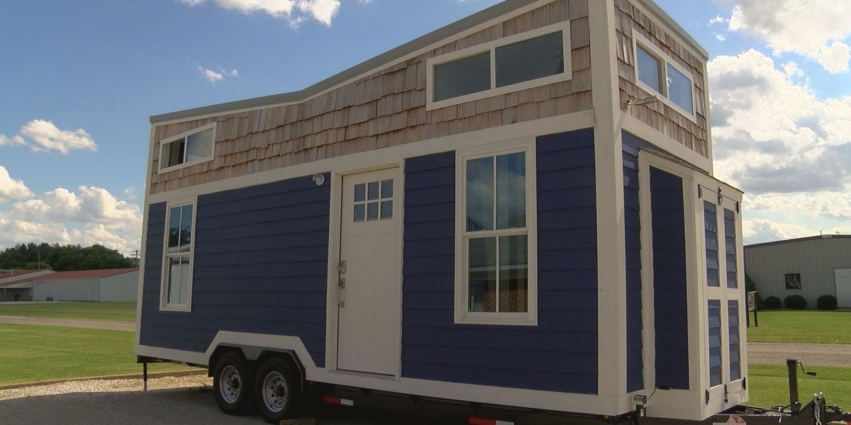 Look inside: Kentucky couple downsizing to tiny home