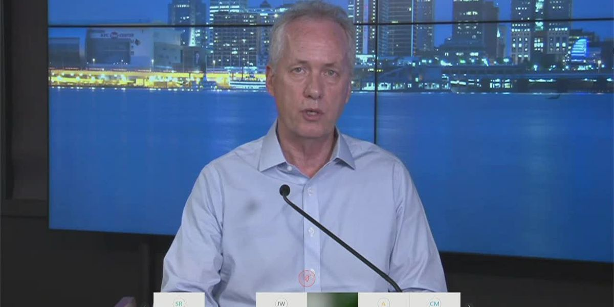 WATCH NOW: Mayor Greg Fischer gives briefing on Jefferson Square Park shooting