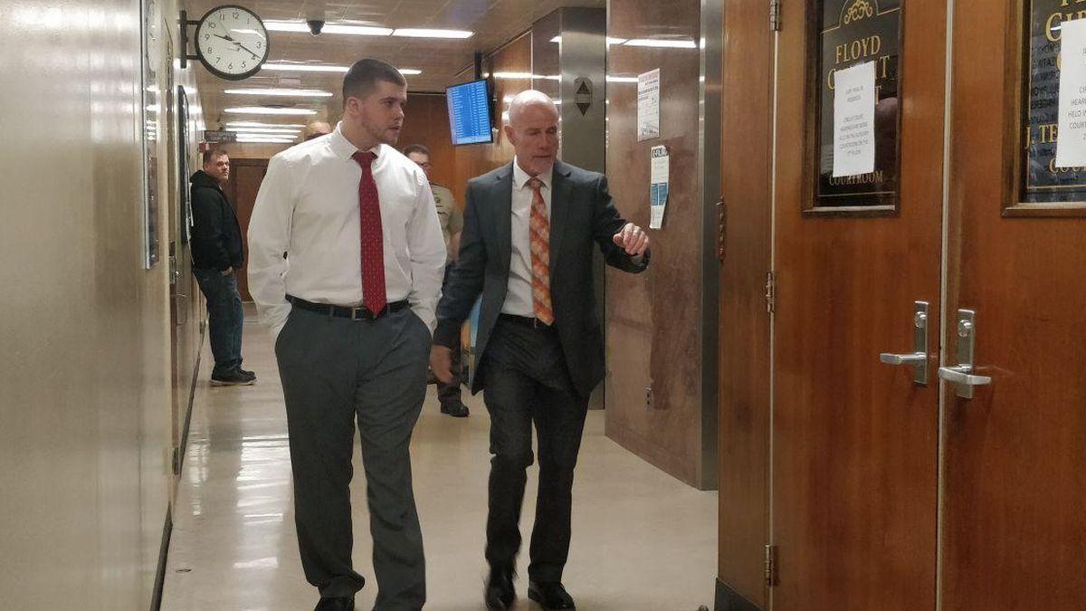 Testimony begins in Floyd County murder trial