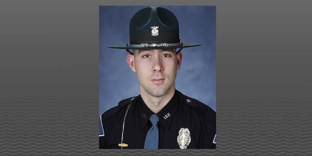 Indiana State Police trooper dead after single vehicle crash