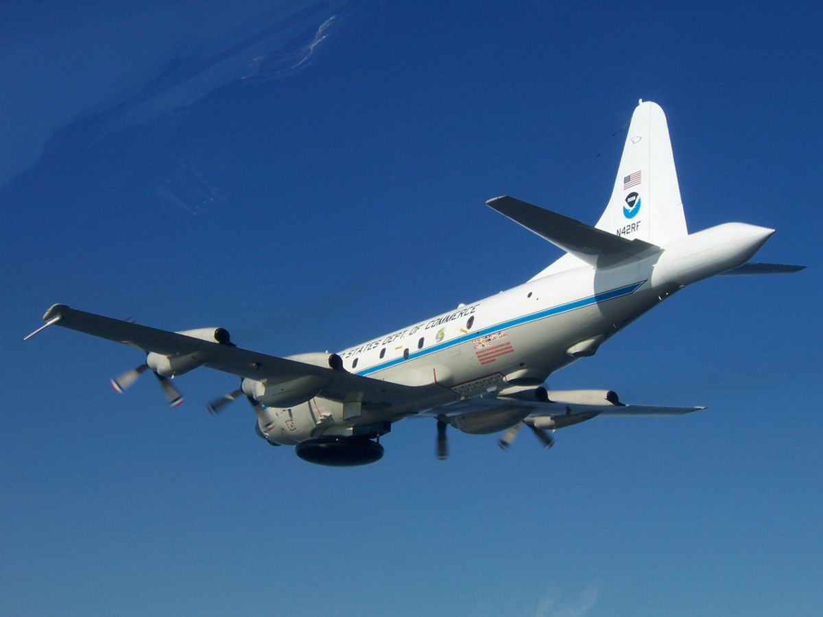 Behind the Forecast: Hurricane Hunters vs Winter weather