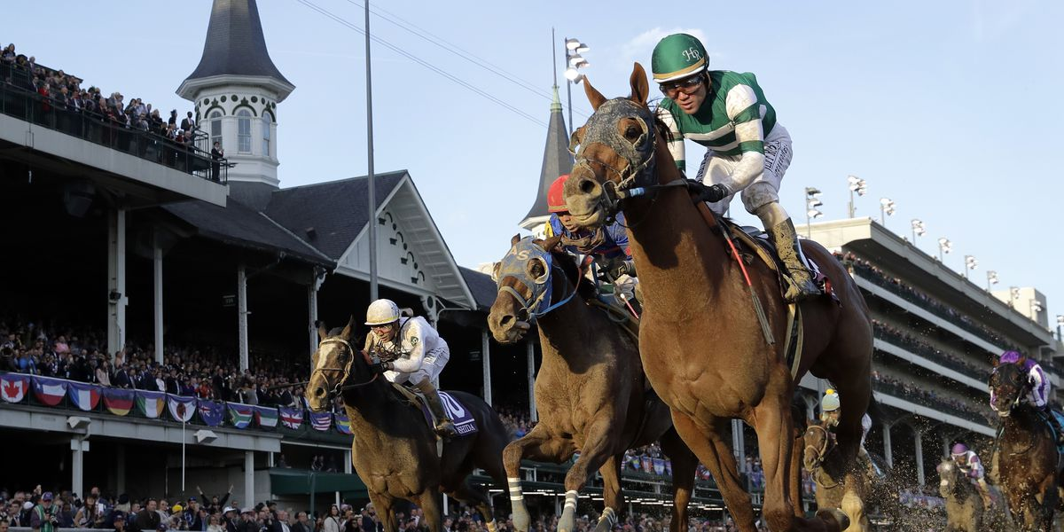 Accelerate wins Breeders' Cup Classic at Churchill Downs