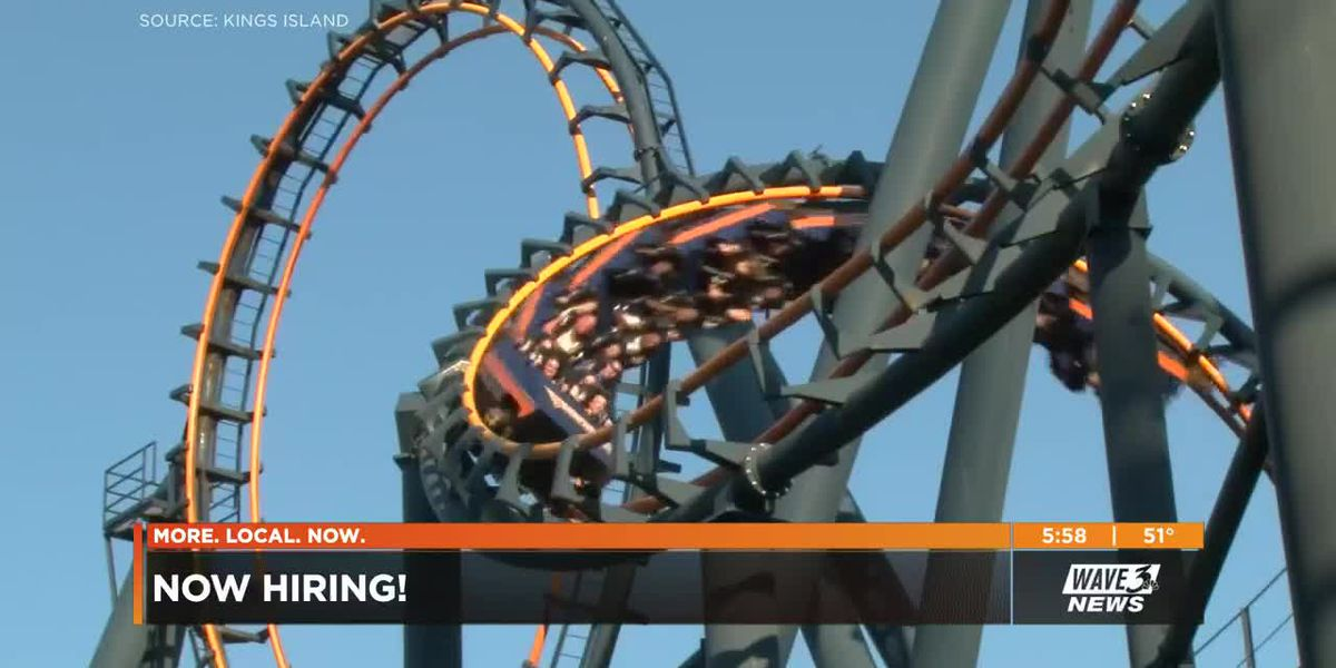 Amusement parks fight for workers as hiring season begins