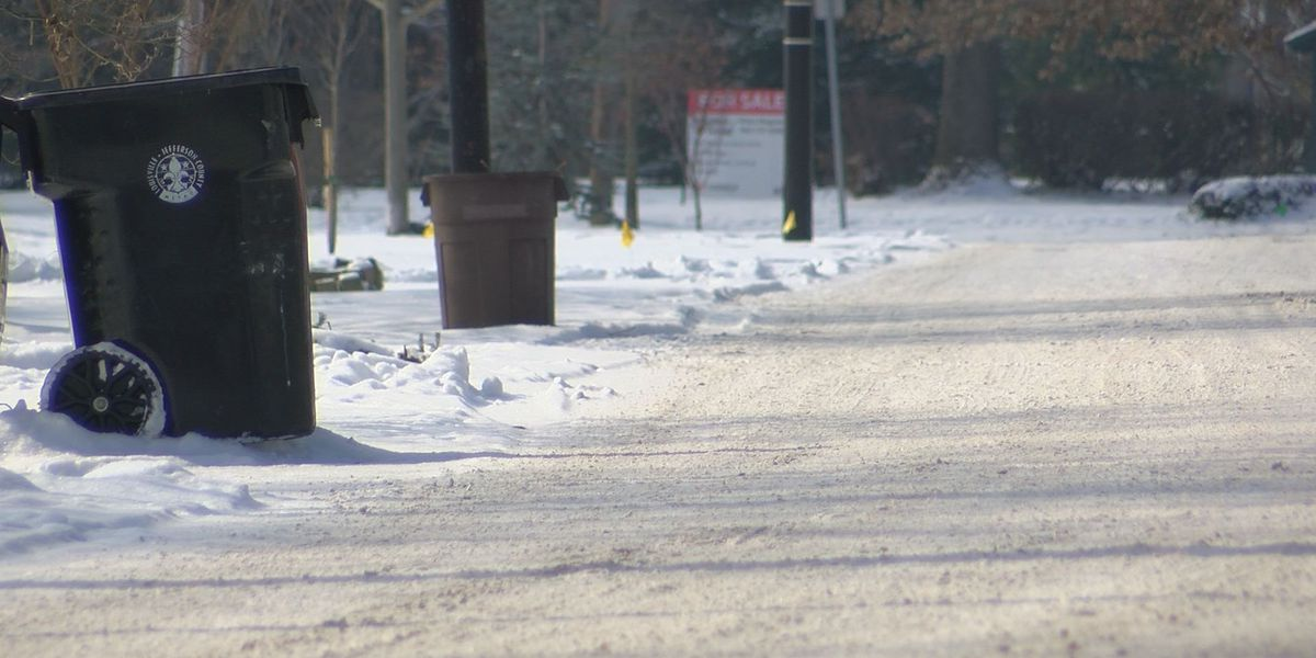 JCPS evaluating roads, will operate on 2-hour delay Thursday