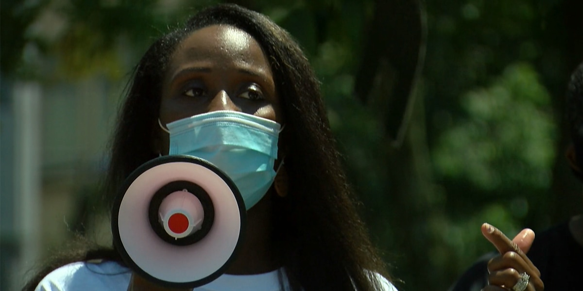'1,000 Miles for Breonna': Caravan travels from Colorado to Louisville to demand justice