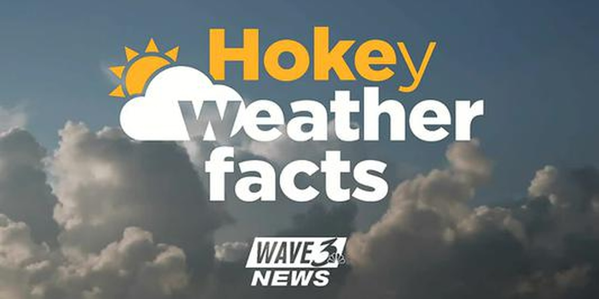 Hokey Weather Facts 5/30/19