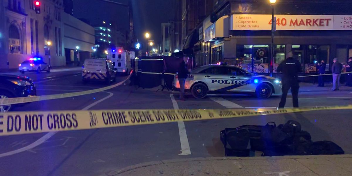Man killed in downtown Louisville shooting identified