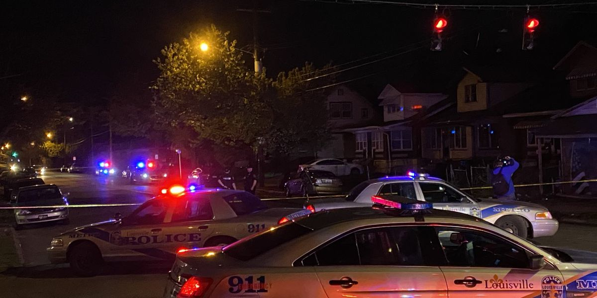 4 people shot near West Broadway and Cecil Ave.