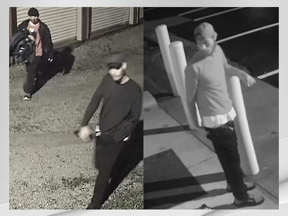 Feds seeking leads on Oldham Couty gun store burglary suspects