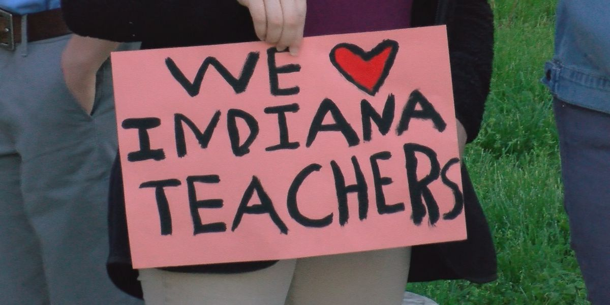 West Clark teachers to attend Red for Ed rally as Indiana educators push for change