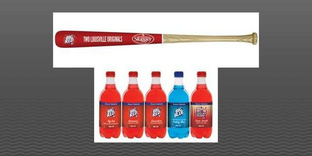 Louisville, Big Red soda team up for summer BBQ season
