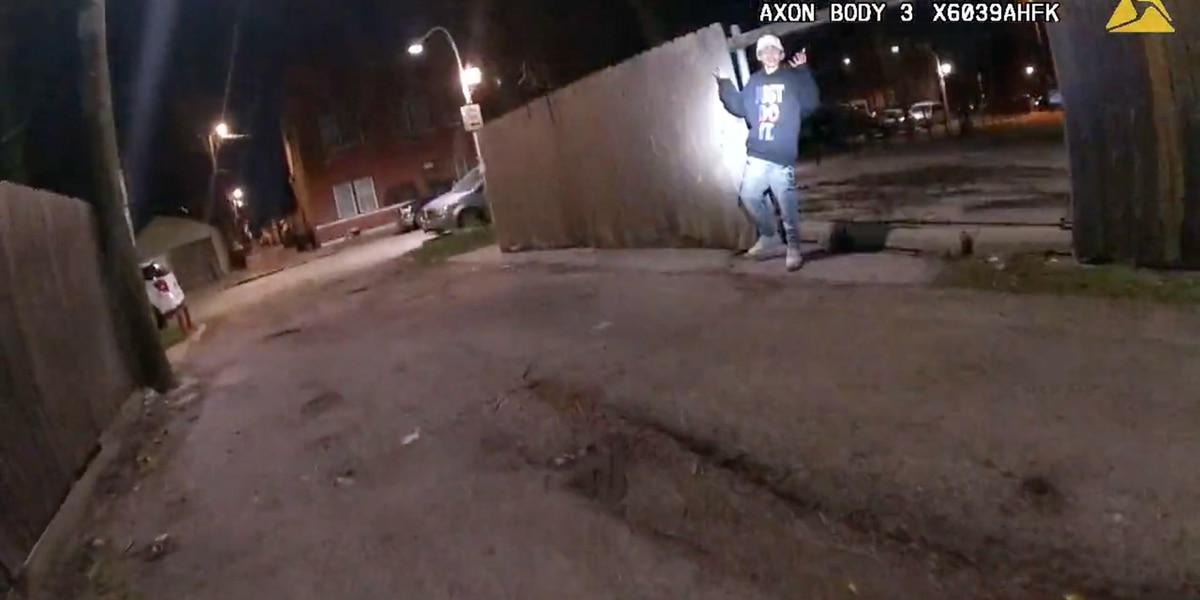 Video: Chicago boy wasn't holding gun when shot by officer